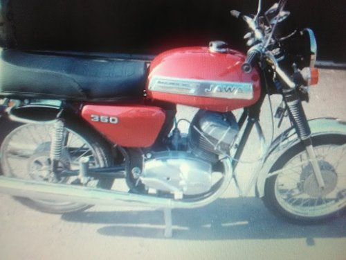 1964 jawa 634 classic bike reg 1975 rome For Sale (picture 1 of 2)