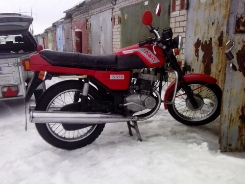1989 jawa For Sale (picture 1 of 5)