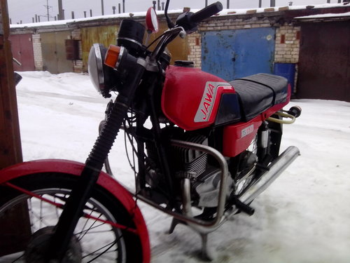 1989 jawa For Sale (picture 5 of 5)