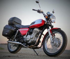 2018 Jawa 350 OHC, One owner, near perfect, ready to ride SOLD