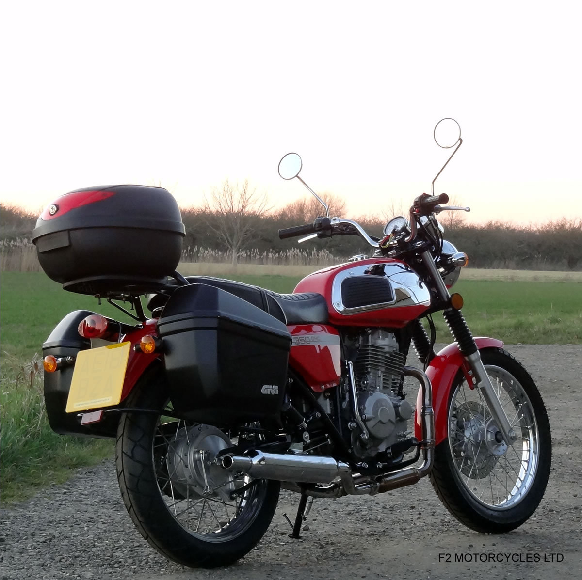 2018 Jawa 350 OHC, One owner, near perfect, ready to ride SOLD (picture 4 of 6)