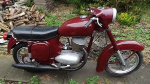1966 jawa 599  For Sale