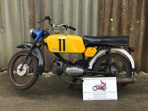 Picture of 1975 70's Jawa Mustang 50cc For Sale