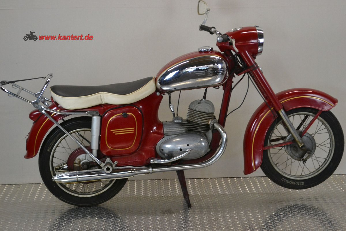 1959 Jawa 125, 125 cc, 7 hp For Sale (picture 2 of 6)