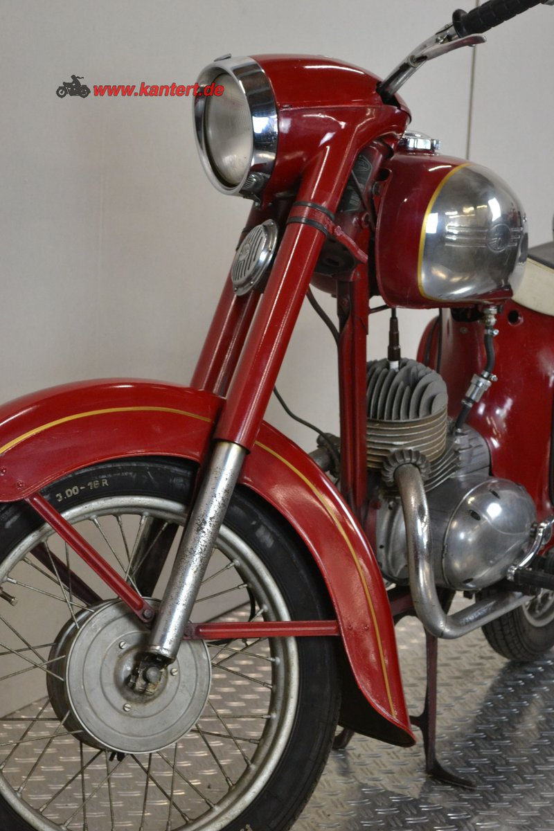 1959 Jawa 125, 125 cc, 7 hp For Sale (picture 3 of 6)