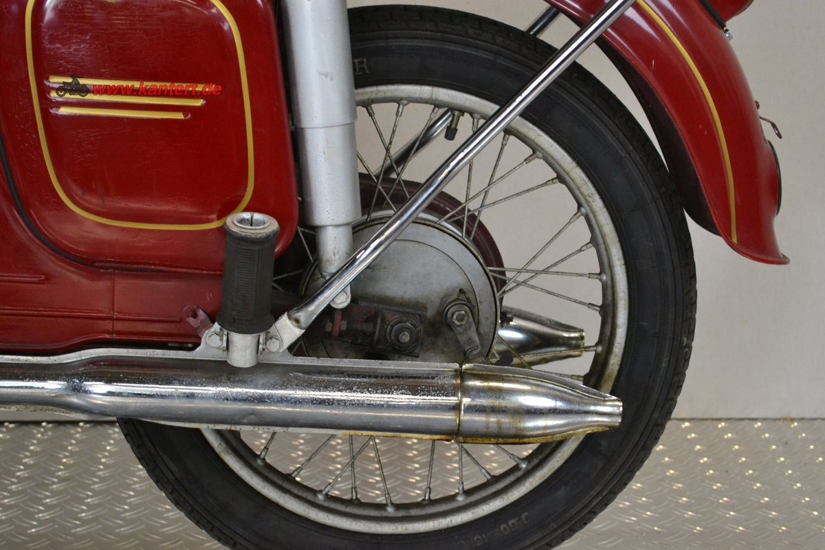 1959 Jawa 125, 125 cc, 7 hp For Sale (picture 6 of 6)