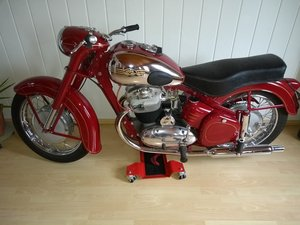 1956 Jawa 500 OHC For Sale