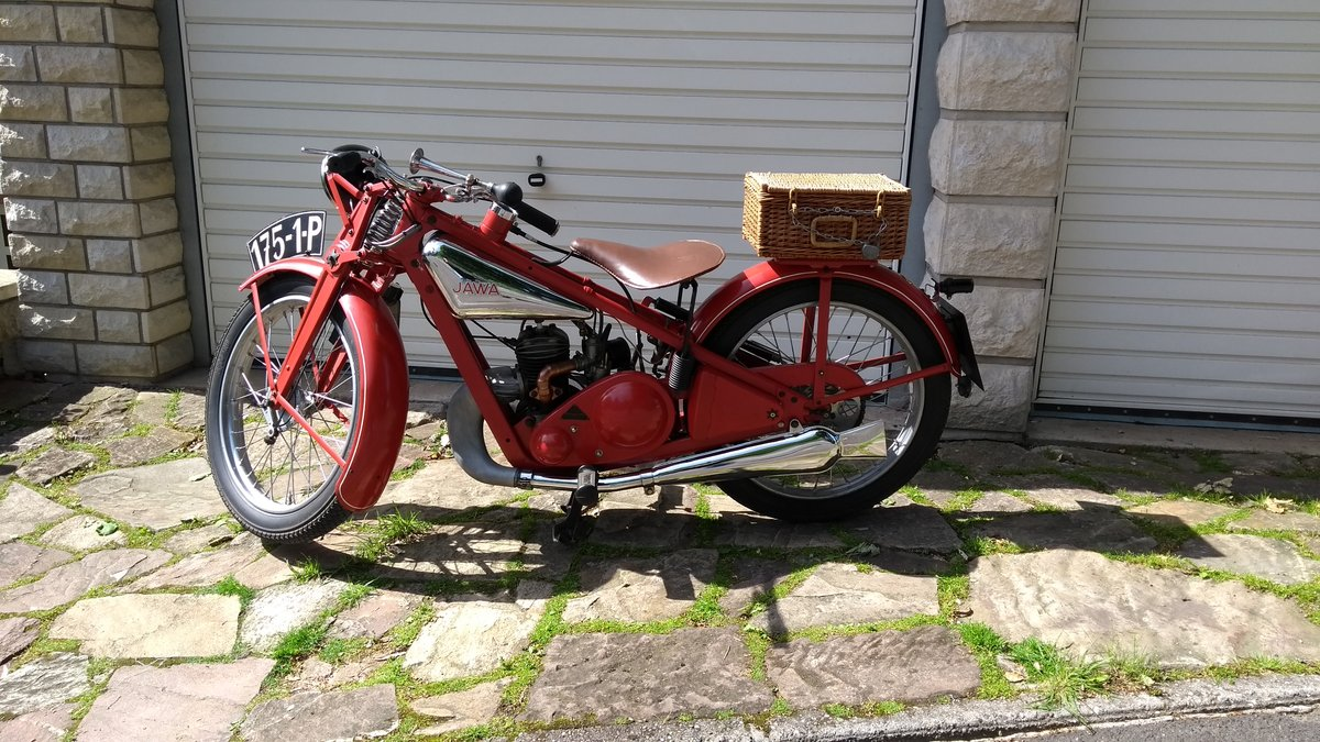 1933 Jawa 175 Villiers For Sale (picture 1 of 6)