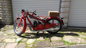 1933 Jawa 175 Villiers For Sale