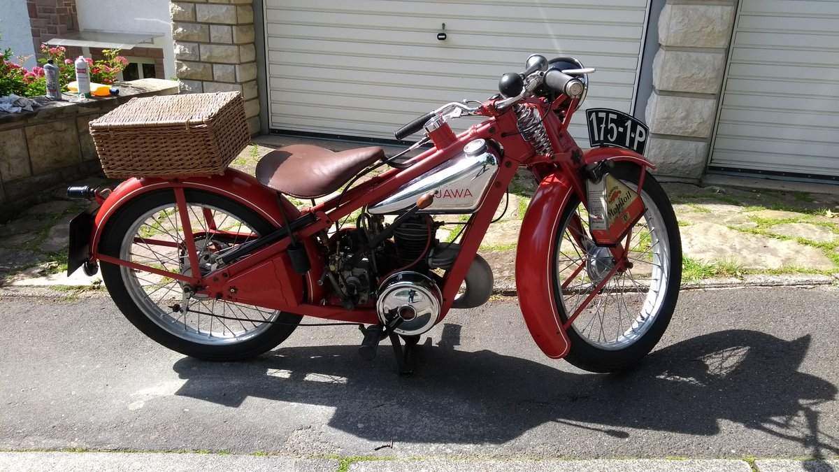 1933 Jawa 175 Villiers For Sale (picture 2 of 6)