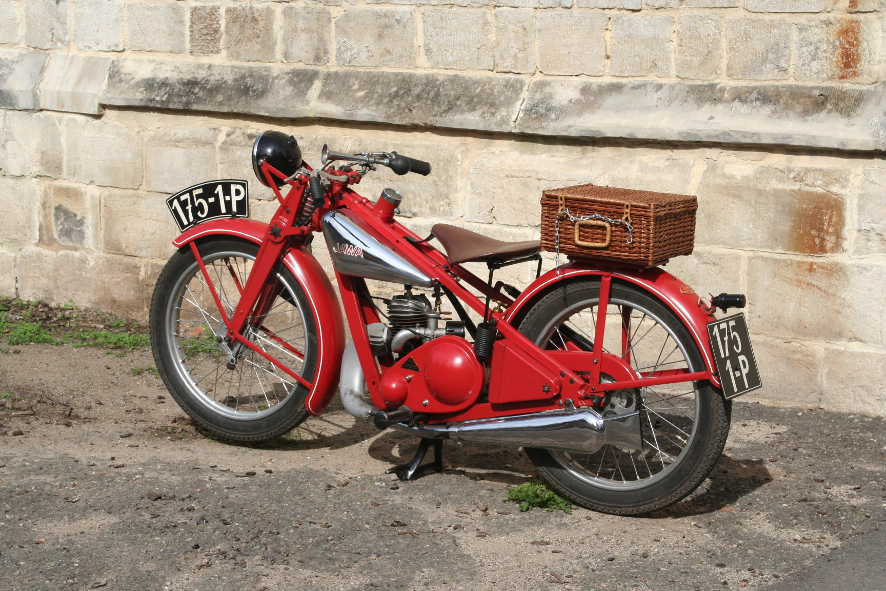1933 Jawa 175 Villiers For Sale (picture 4 of 6)