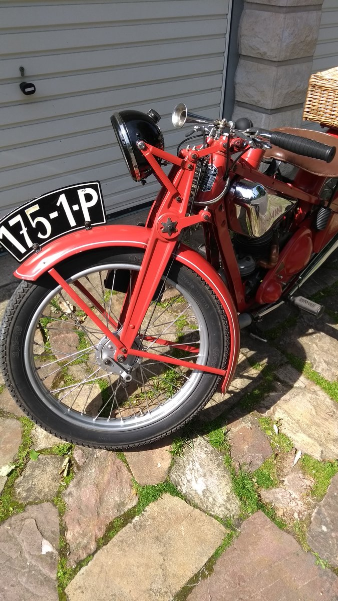 1933 Jawa 175 Villiers For Sale (picture 6 of 6)