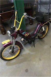 1992 Jawa Lambada 50cc ~ 14 miles