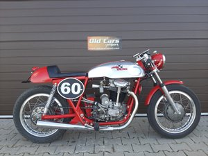 1956 Jawa 500 OHC Racer For Sale
