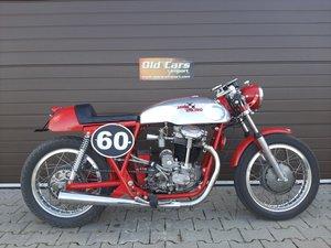 1956 Jawa 500 OHC Racer