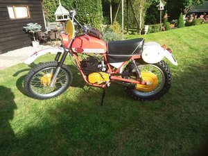 1975 Genuine works isdt jawa For Sale