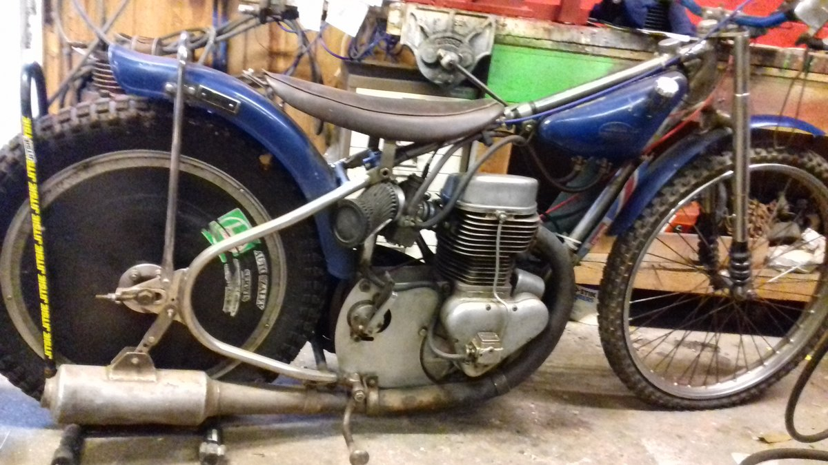 1965 1960s Jawa speedway bike For Sale (picture 1 of 6)