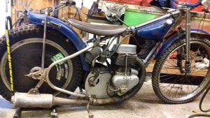 1965 1960s Jawa speedway bike