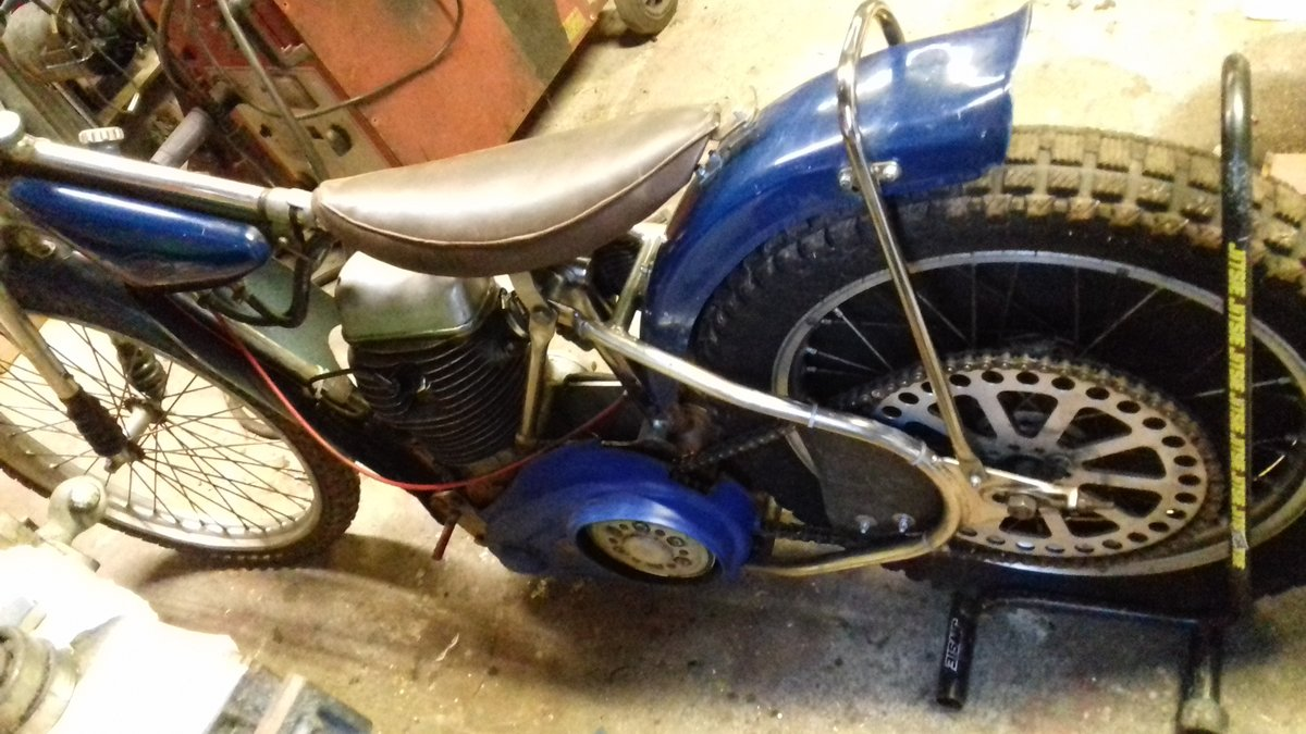 1965 1960s Jawa speedway bike For Sale (picture 2 of 6)