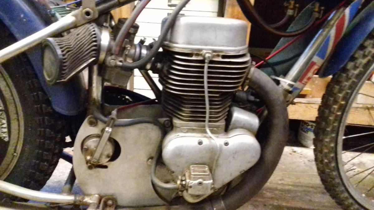 1965 1960s Jawa speedway bike For Sale (picture 3 of 6)
