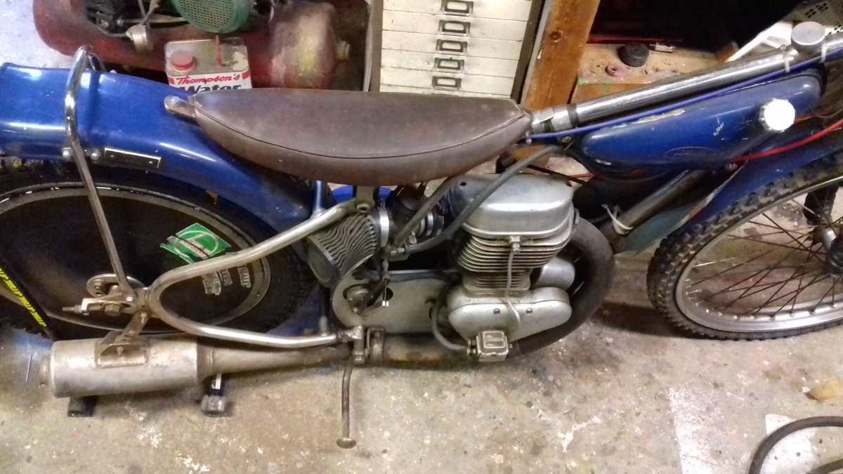 1965 1960s Jawa speedway bike For Sale (picture 5 of 6)