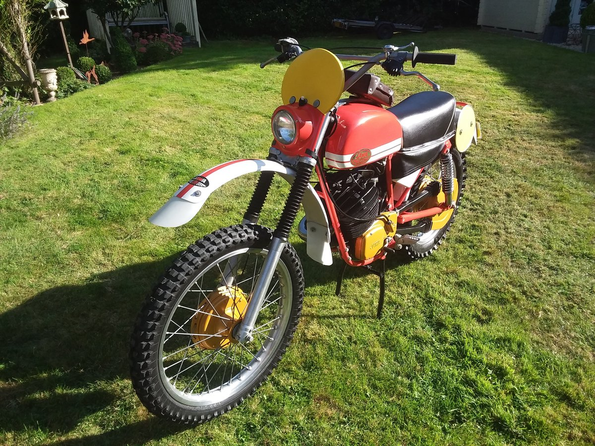 1975 Jawa works isdt SOLD (picture 5 of 6)