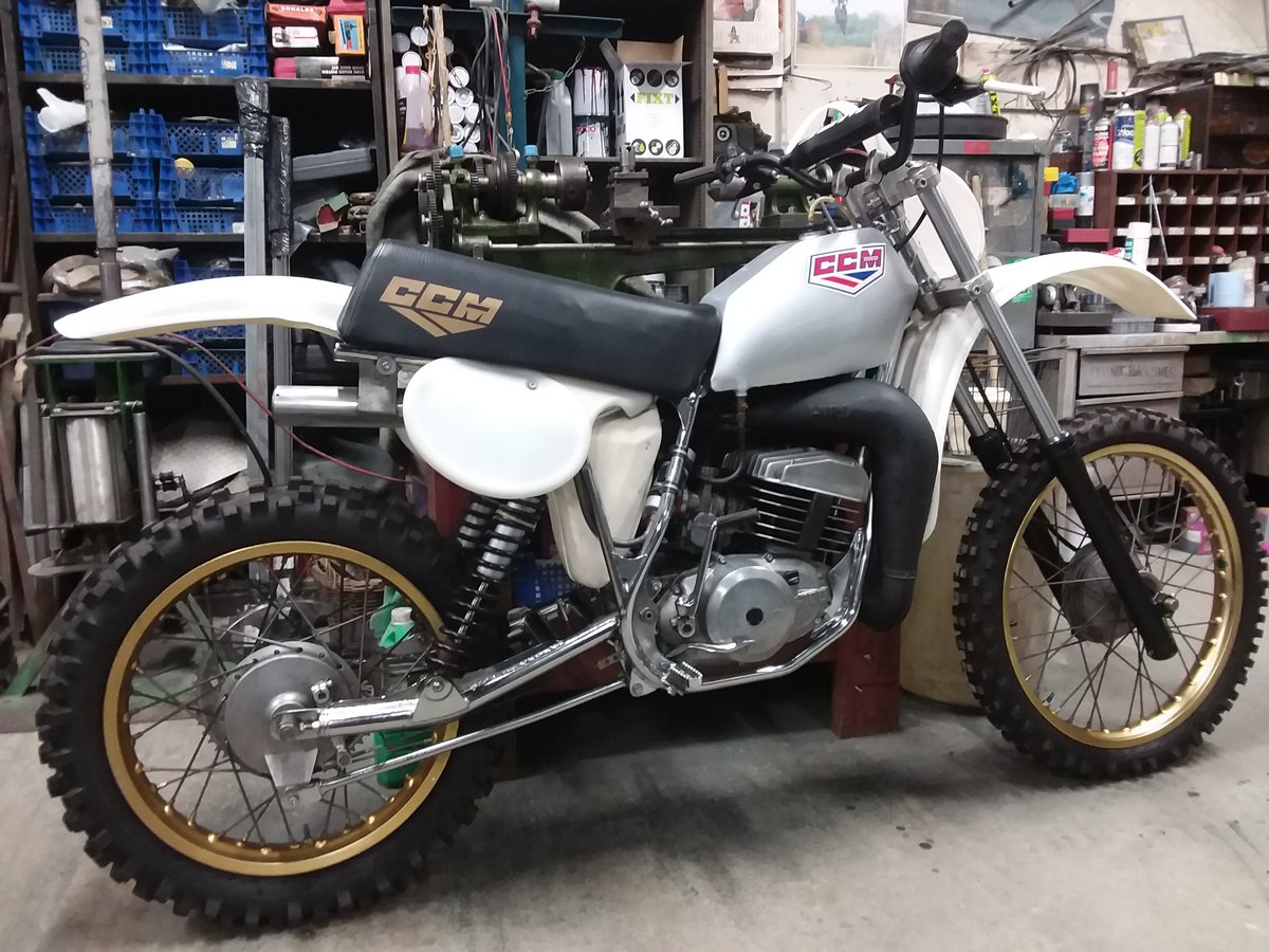 1975 Jawa works isdt SOLD (picture 6 of 6)
