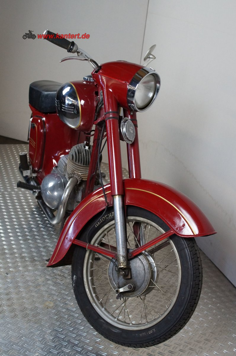 1959 Jawa 125, 125 cc, 7 hp For Sale (picture 4 of 6)
