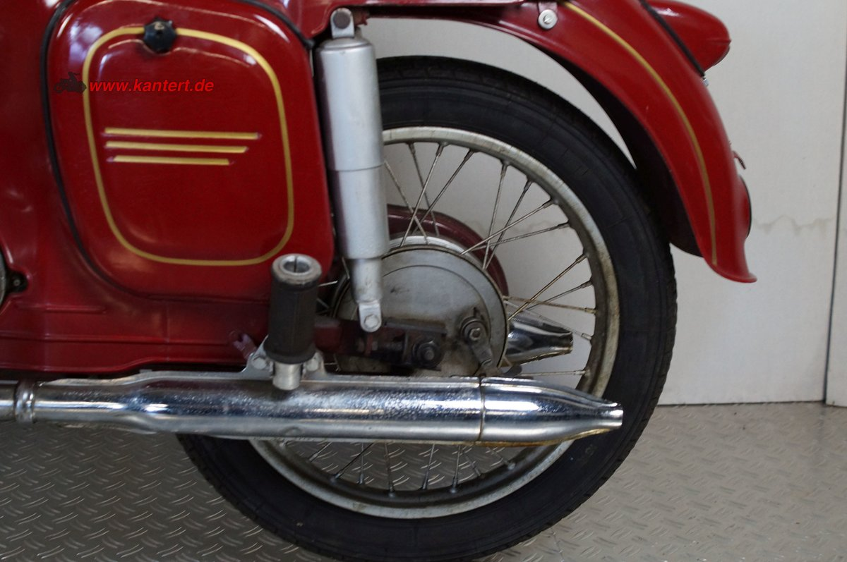 1959 Jawa 125, 125 cc, 7 hp For Sale (picture 5 of 6)