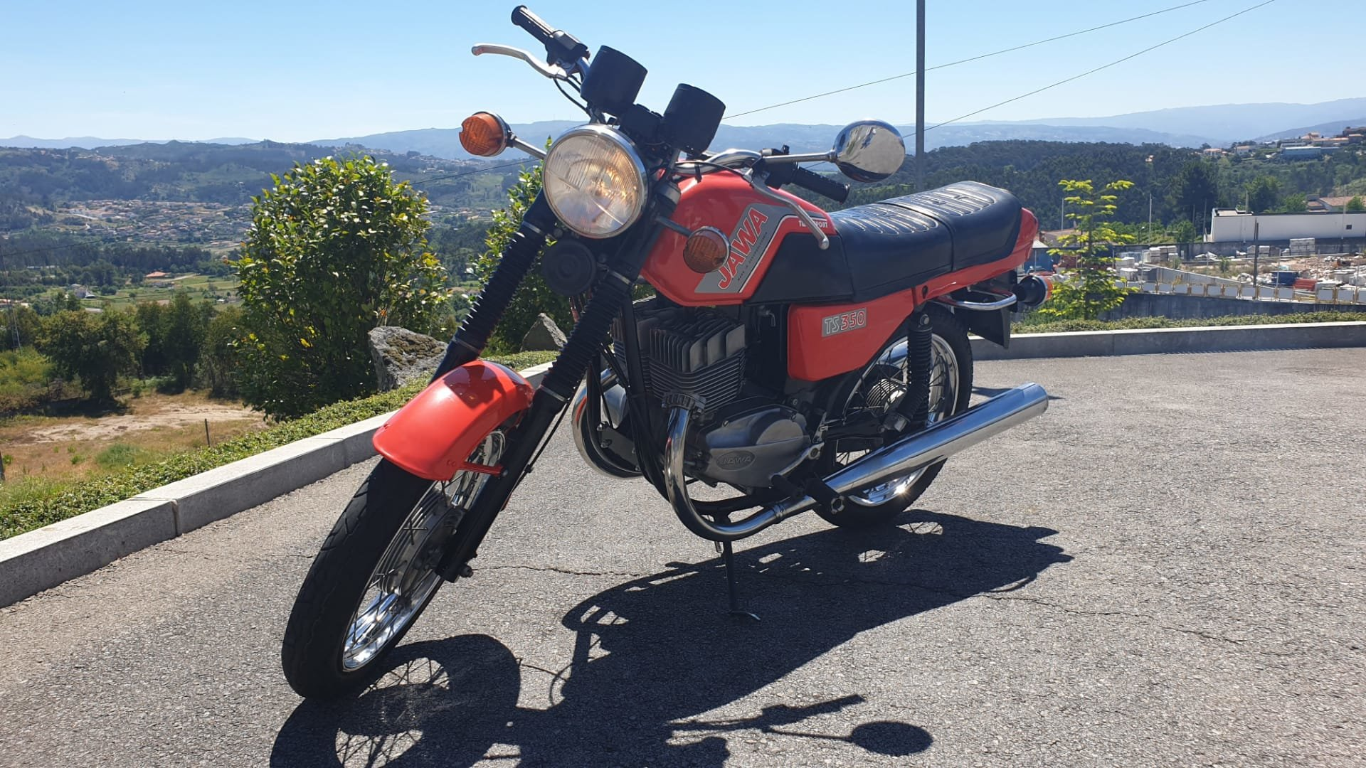 Jawa Twin Sport 350 - 1991 For Sale (picture 1 of 6)