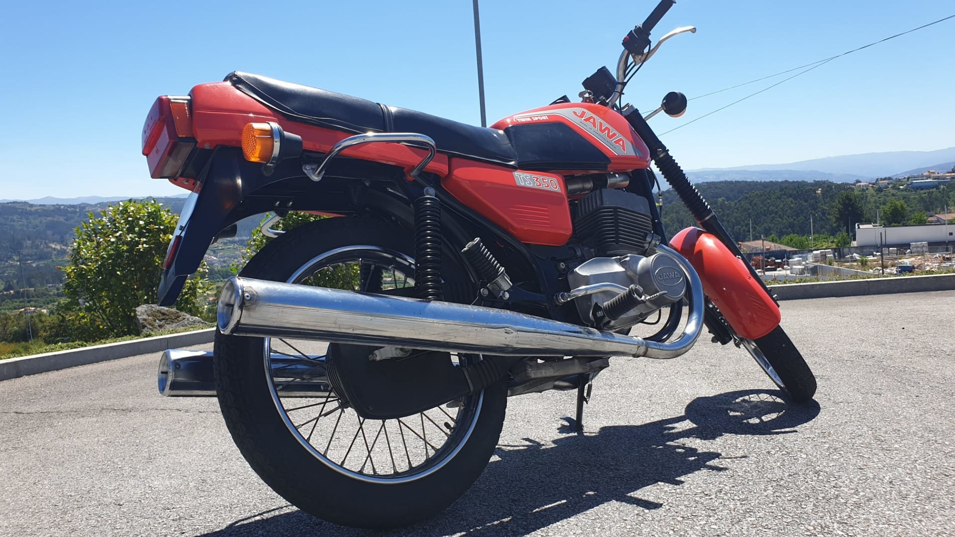 Jawa Twin Sport 350 - 1991 For Sale (picture 2 of 6)