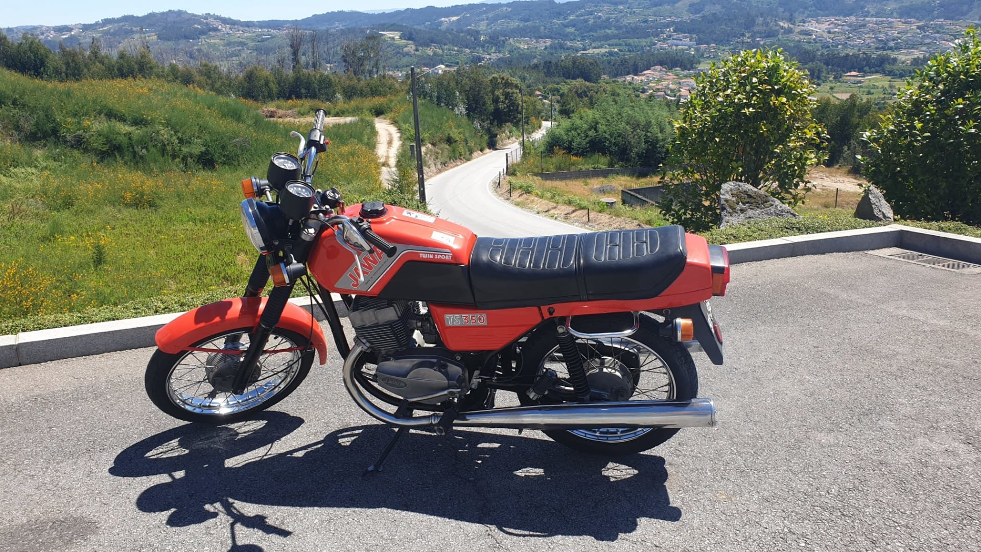 Jawa Twin Sport 350 - 1991 For Sale (picture 6 of 6)