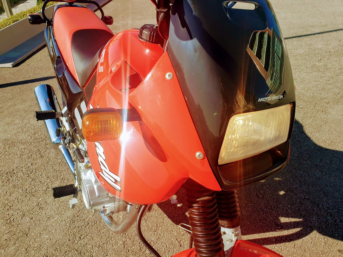 Jawa 125 Dandy - 2002 For Sale (picture 3 of 6)