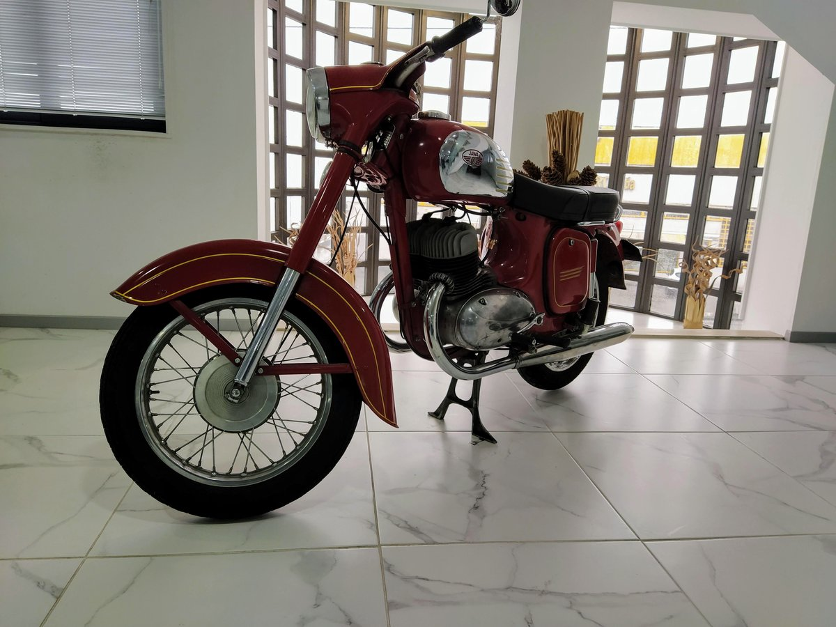 Jawa 350 - 1966 For Sale (picture 1 of 6)