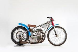 1977 JAWA 498CC TYPE 895 LONG-TRACK RACING MOTORCYCLE