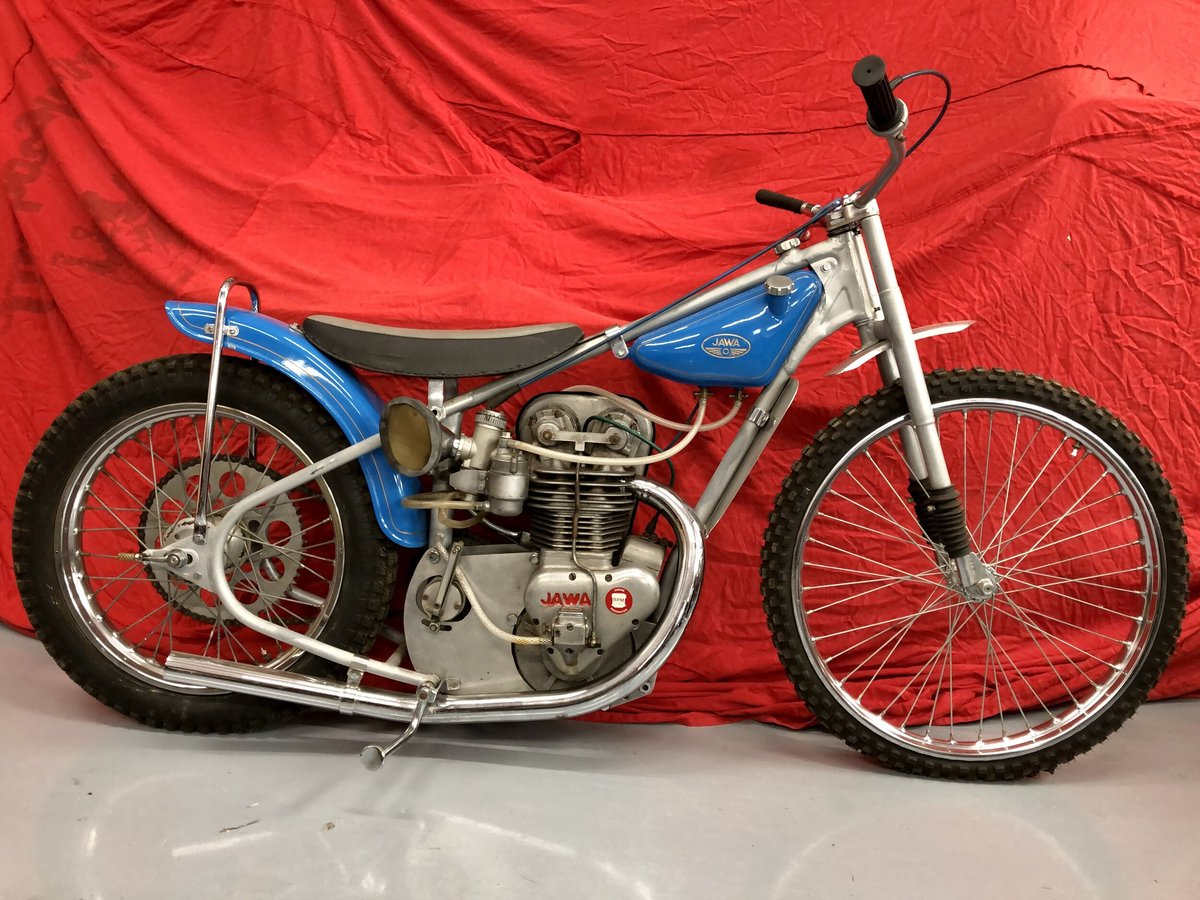 1975 Neil Street DOHC Jawa Speedway motorcycle For Sale (picture 1 of 1)