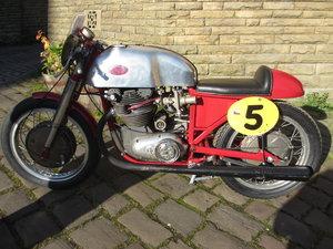 Classic Jawa GP bike