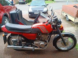 Jawa 350TS (638) + Velorex 700 Combination
