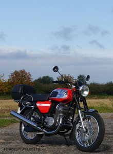 Picture of 2020 Jawa Retro 2-stroke 350 1 owner as new with extras SOLD