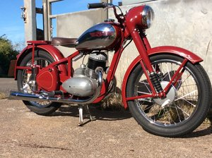 Picture of Lot 150 - A 1949 Jawa Perek Type 11 - 28/10/2020 SOLD by Auction