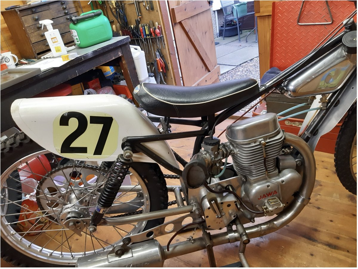 1970 Grass/Longtrack Motorcycle. For Sale (picture 6 of 6)