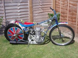 Jawa / westlake speedway machine 500cc