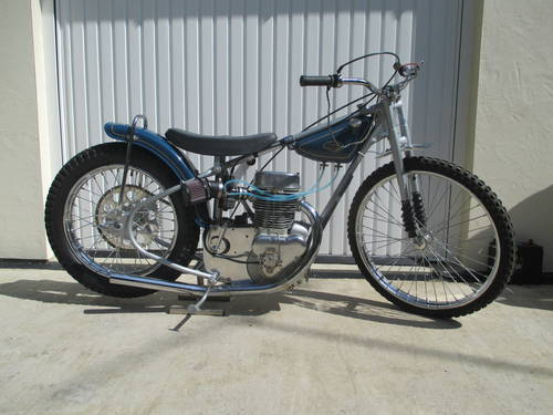 Restored 2v Jawa 890 Speedway Bike, 1973, 500cc For Sale (picture 1 of 5)