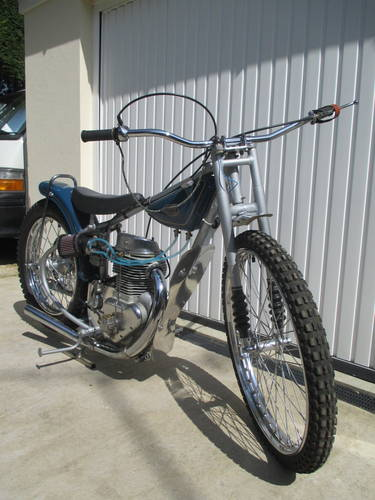 Restored 2v Jawa 890 Speedway Bike, 1973, 500cc For Sale (picture 3 of 5)