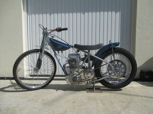 Restored 2v Jawa 890 Speedway Bike, 1973, 500cc For Sale (picture 5 of 5)