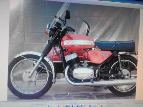 1975 jawa bike plus sidecar not guzzi dneper cz mv ural For Sale (picture 3 of 4)