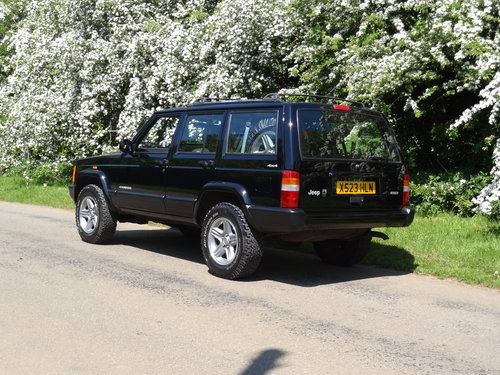 2000 Jeep Cherokee XJ 4 Litre SIMILAR REQUIRED PLEASE For Sale (picture 2 of 6)