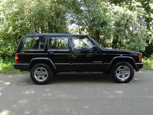 2000 Jeep Cherokee XJ 4 Litre SIMILAR REQUIRED PLEASE For Sale (picture 3 of 6)