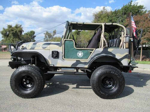 1975 Jeep DJ5 D For Sale (picture 1 of 6)