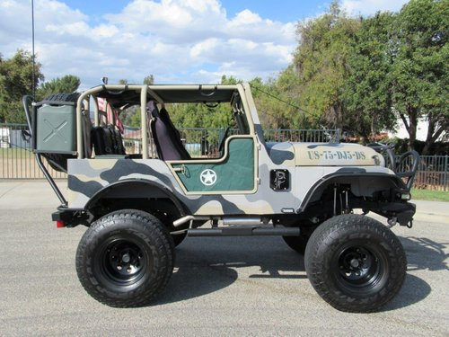 1975 Jeep DJ5 D For Sale (picture 2 of 6)